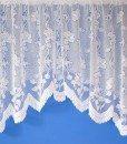 Amelia - Jardiniere White Net Curtains