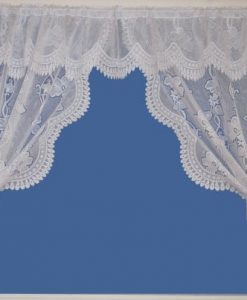 Amelia - Tie Back Set - Net Curtains