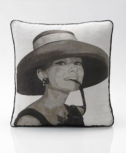 Audrey Hepburn Tapestry Cushion Covers