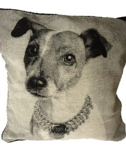 Jack Russell Cushion Covers
