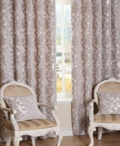 Parklane Ready Made Curtains Brown