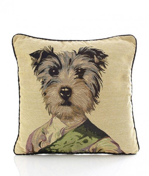 Yorkshire Terrier - Tapestry Cushion Cover