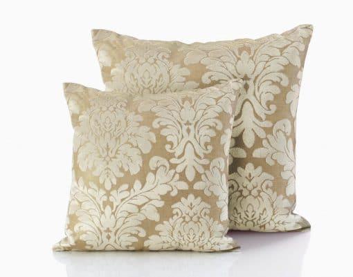 Downton - Cream Cushion Covers