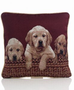 Labrador - Tapestry Cushion Covers
