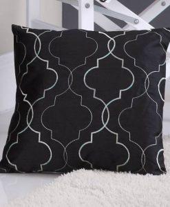 Midtown - Black Cushion Covers