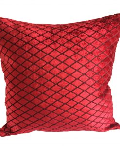 Savoy - Red Cushion Covers