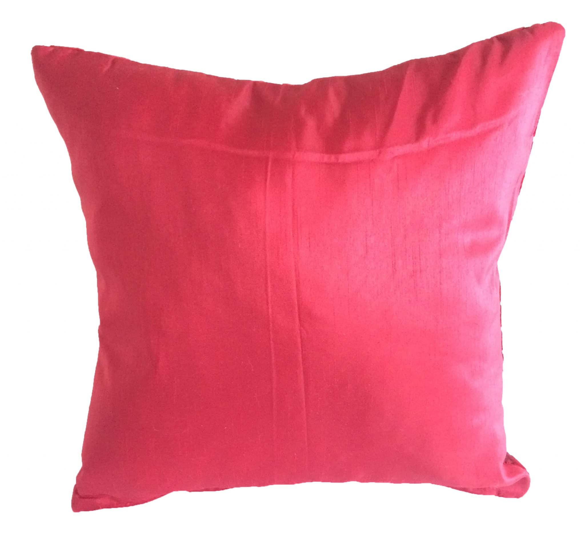 Savoy red cushion covers dublin ireland for Sofa cushion covers ireland