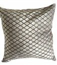 Savoy - Silver Cushion Covers
