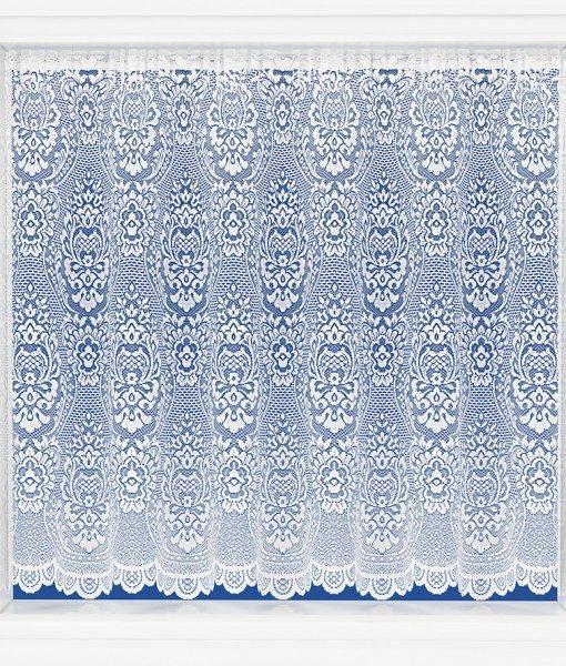 Regal - White Net Curtains