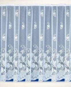 Alaska - White Net Curtains