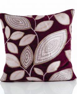 London - Purple Cushion Covers