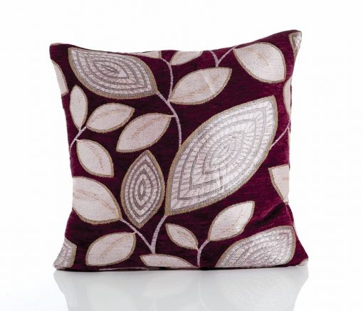 London - Purple Cushion Covers