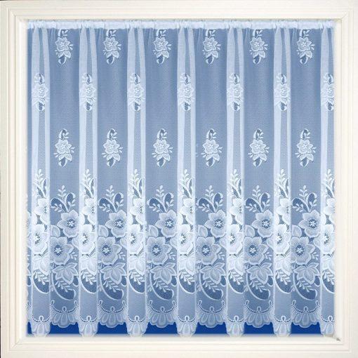 Manhattan - White Net Curtains