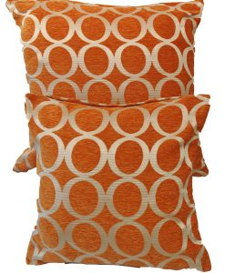 OH - Orange Cushion Covers
