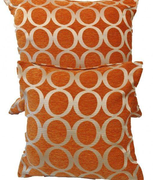 OH - Orange Cushion Covers