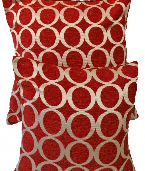 OH - Red Cushion Covers