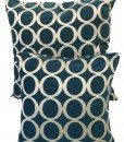 OH - Teal Cushion Covers