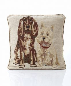 Best Friends - Tapestry Cushion Covers