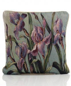 Iris - Tapestry Cushion Covers