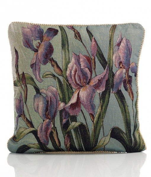 Iris - Tapestry Cushion Covers