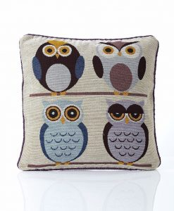 Owl - Tapestry Cushion Covers
