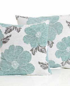 Poppy - Blue Cushion Covers