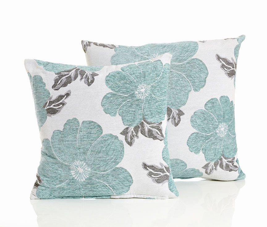 Poppy Blue Cushion Covers Dublin Ireland