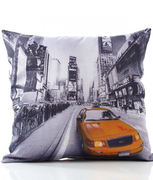 New York Taxi Cushion Covers