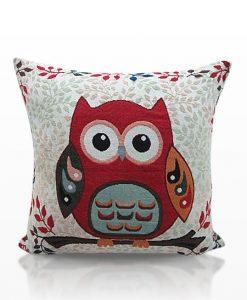 Toowoo Owl - Tapestry Cushion Covers
