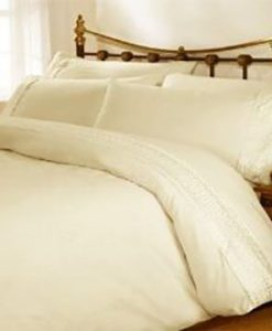 Hampton - Duvet Cover - Cream