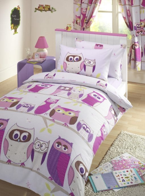 Hoot Duvet Covers