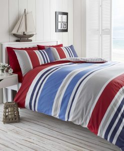 DeCama - Duvet Covers - Red