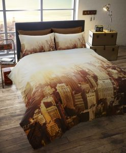 City Scape - Duvet Covers
