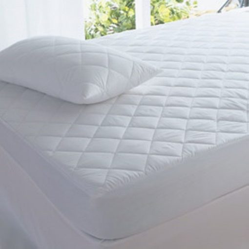 Fitted Polyester Mattress Protector