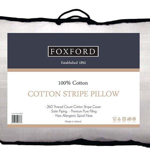 Foxford Cotton Stripe - Pillows