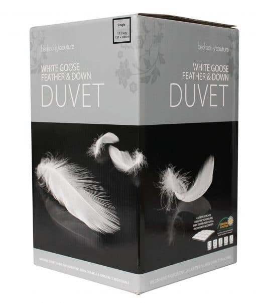 Goose Feather & Down - Duvet