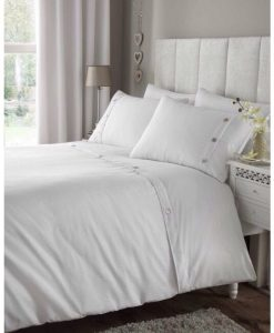 Gainsborough - Duvet Cover - White
