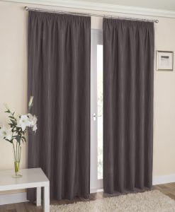 Galaxy - Readymade Curtains - Grey
