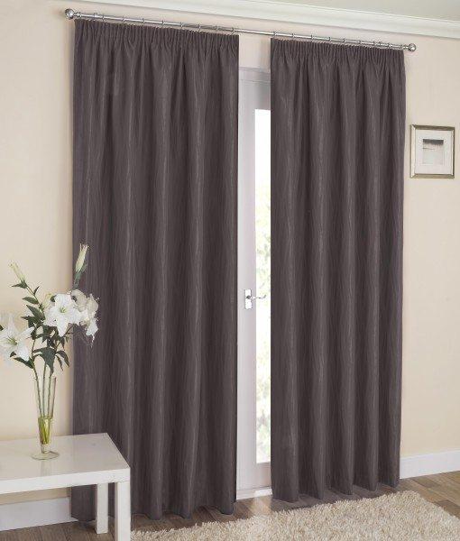 Galaxy - Readymade Curtains - Grey