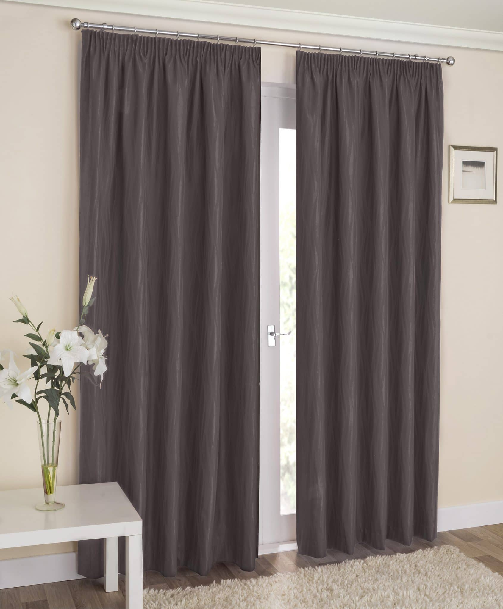 galaxy grey curtains ready made curtains online