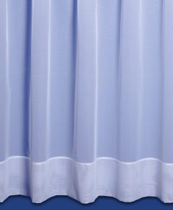 Net Curtains - Jayne - White