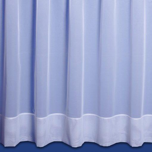 Net Curtains - Jayne - White