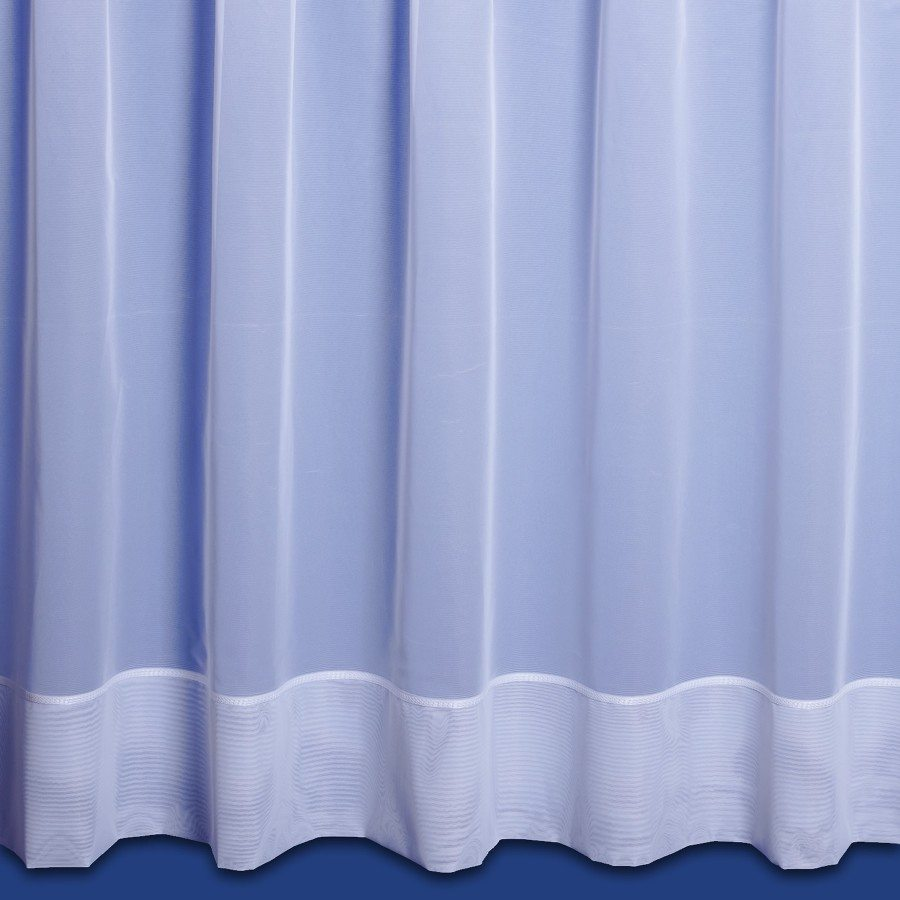 Jayne White Net Net Curtains