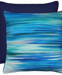 Motion Blue - Filled Cushions