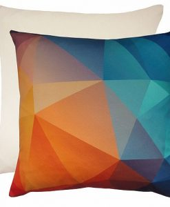 Prism Amber - Filled Cushions