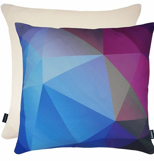 Prism Sapphire - Filled Cushions