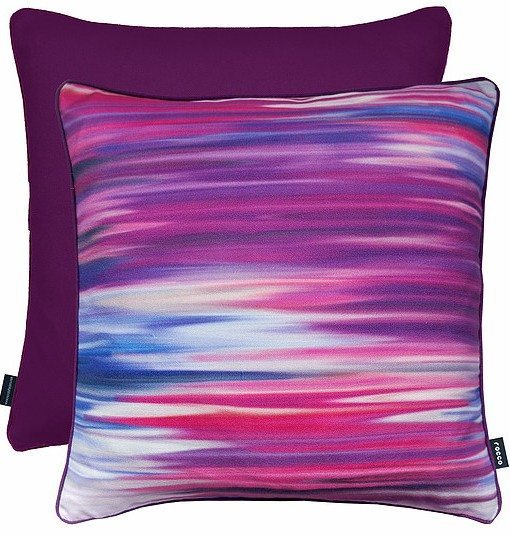 Motion Purple - Filled Cushions