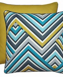 ZigZag - Filled Cushions - Zest