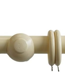 Timberline Poles - 35mm - Cream