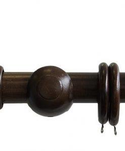 Timberline Poles - 35mm - Walnut